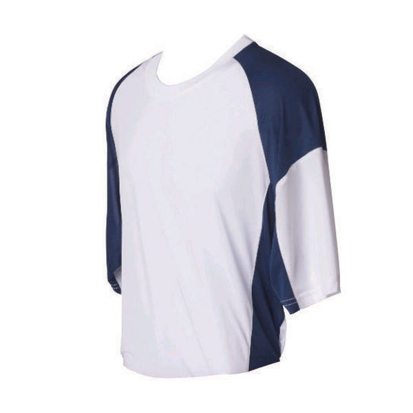 Men's Garvin Tennis Crew White Navy