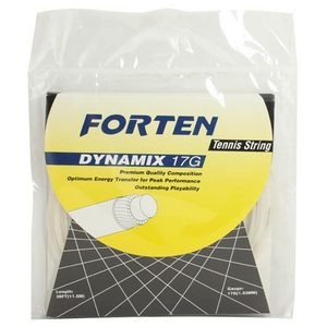 FORTEN DYNAMIX TENNIS STRINGS 17G/1.23MM
