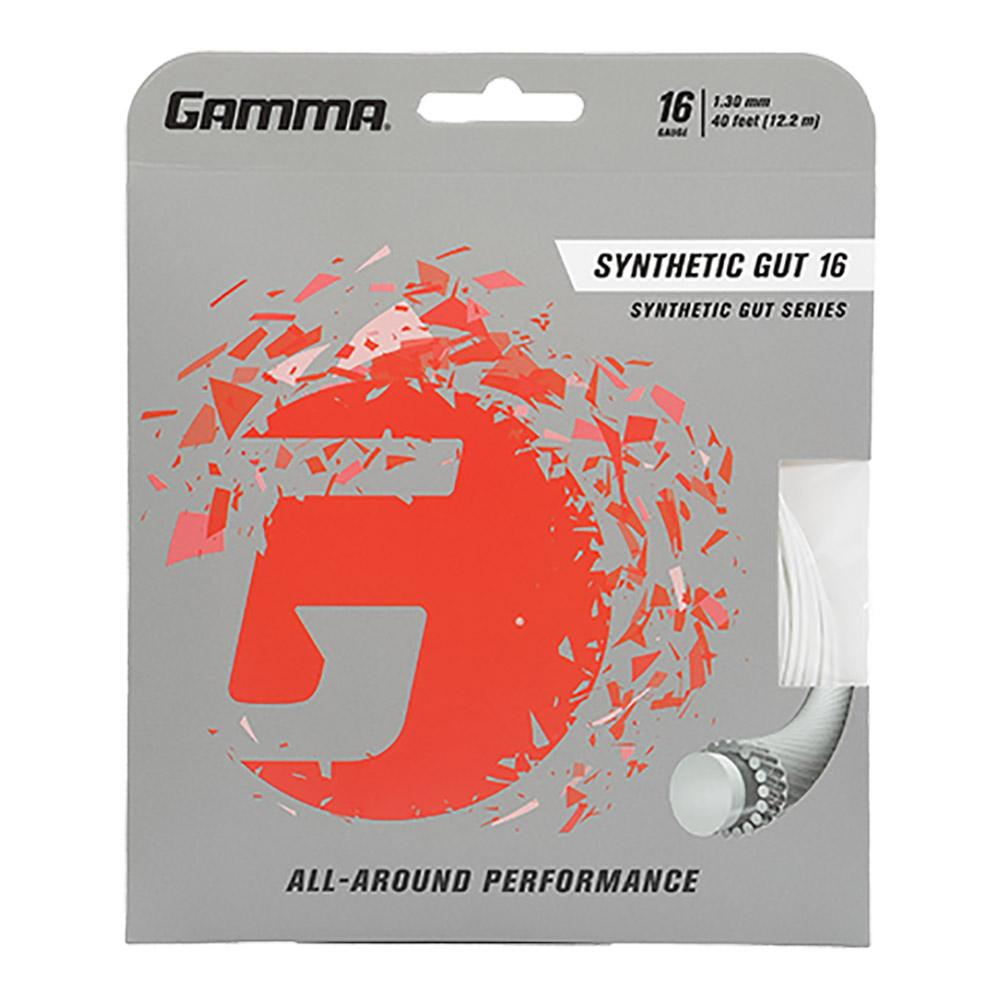 Synthetic Gut 16g White