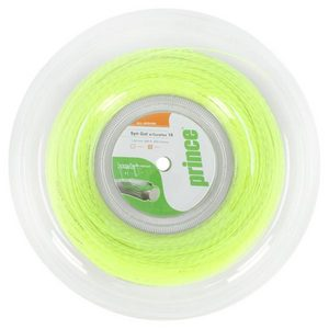 PRINCE SYNTHETIC GUT DURAFLEX REEL OPTIC YELLOW