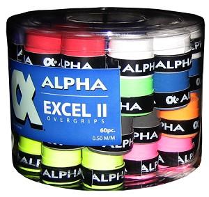 Excel II Overgrips Bucket