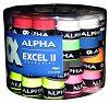 ALPHA Excel II Overgrips Bucket