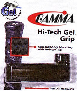 GAMMA HI.TECH GEL REPLACEMENT GRIP