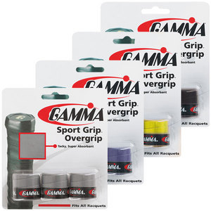 GAMMA SPORTS GRIP OVERGRIP