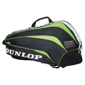 DUNLOP BIOMIMETIC 6 RAC GREEN THERMO BAG