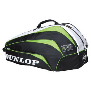 76. The Dunlop Biomimetic 10 Racquet Thermo Bag: This new premium racket...