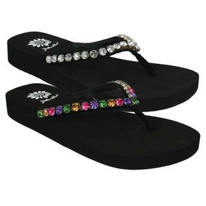 YELLOWBOX YELLOWBOX OWLET SANDALS