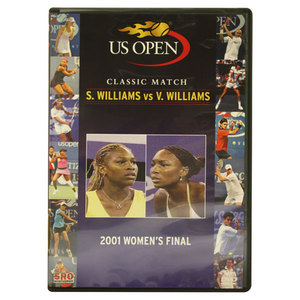 KULTUR US OPEN 2001 SERENA VS VENUS