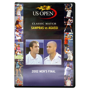 KULTUR US OPEN 2002 SAMPRAS VS AGASSI