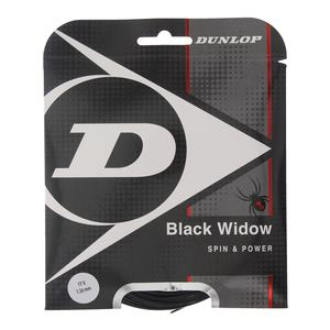DUNLOP BLACK WIDOW BIOMIMETIC 17G TENNIS STRING