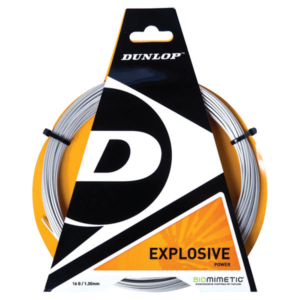Explosive Power Biomimetic 16g Tennis String