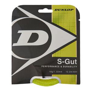 DUNLOP S-GUT BIOMIMETIC 16G YELLOW STRING