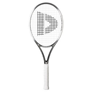DONNAY X WHITE TENNIS RACQUET
