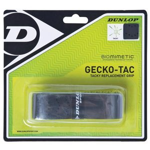 DUNLOP GECKO-TAC BLACK TACKY REPLACEMENT GRIP