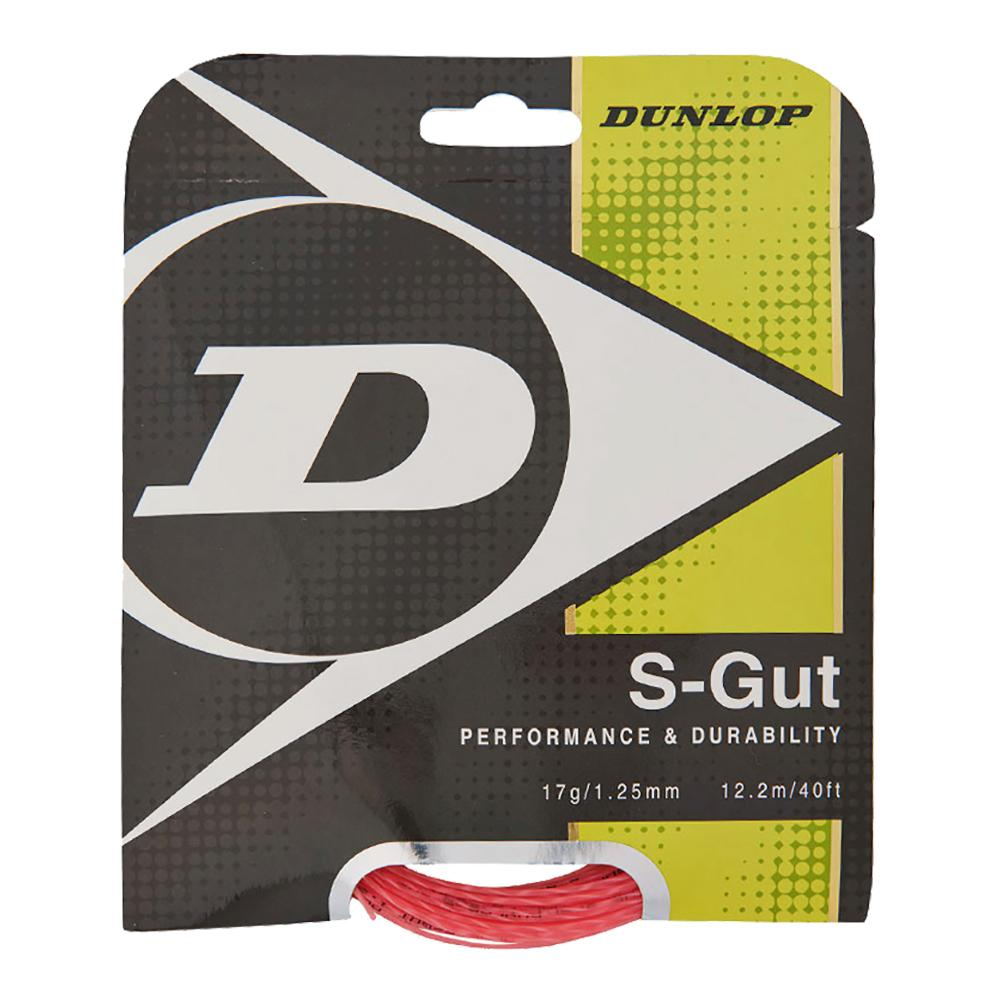 S- Gut 17g Pink Tennis String