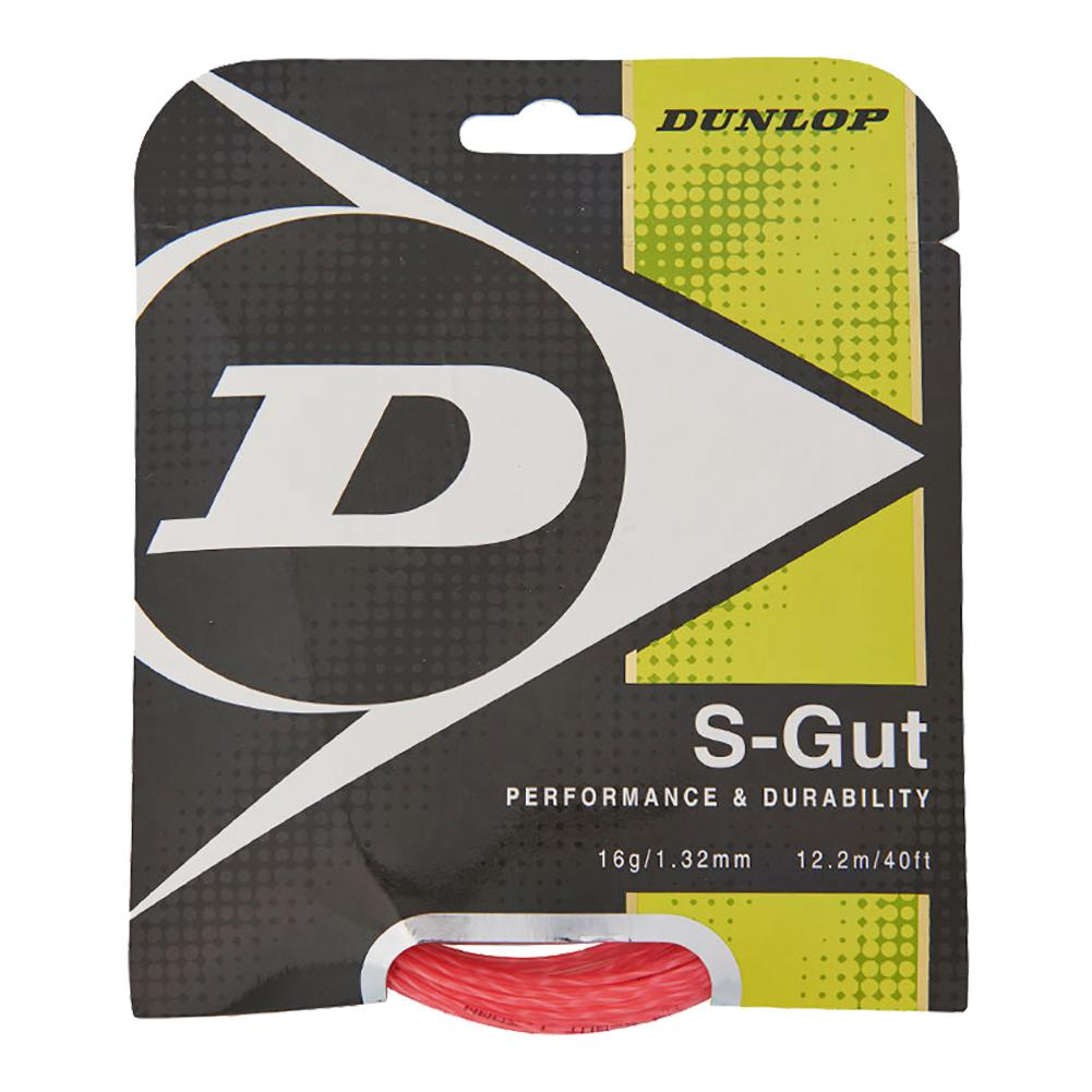 S- Gut 16g Pink Tennis String