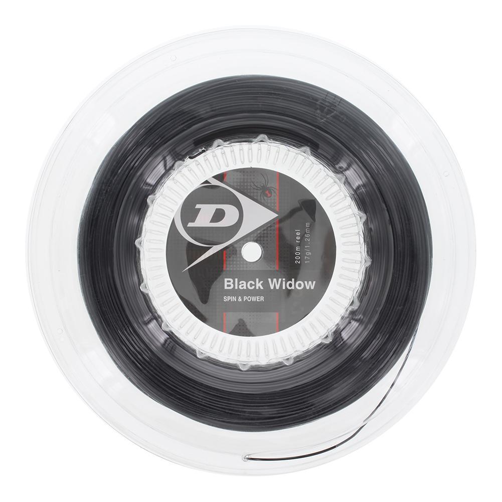 Black Widow Biomimetic 17g Tennis String Reel