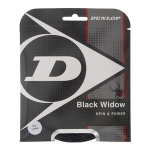 DUNLOP BLACK WIDOW BIOMIMETIC 16G TENNIS STRING