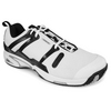 WILSON Men`s Tour Spin II Tennis Shoes White/Black