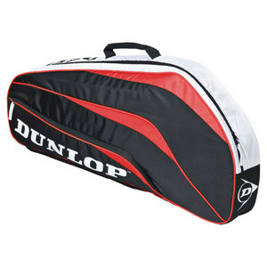 DUNLOP BIOMIMETIC 3 RAC RED THERMO TENNIS BAG