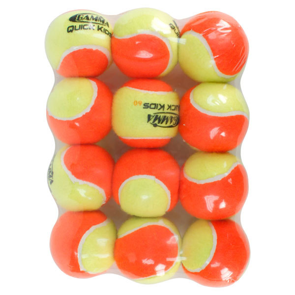 Quick Kids Low Compression Ball 12 Pack