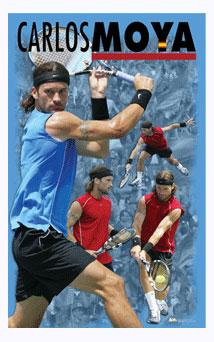 Carlos Moya Posters