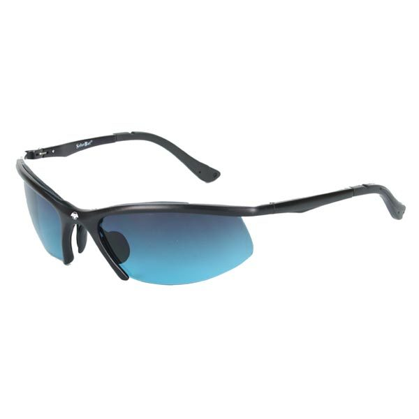 Al Xz Leverage Black Sunglasses