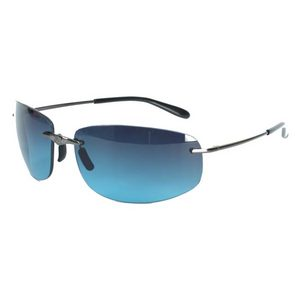 SOLAR BAT SB 9858 LEVERAGE PEWTER SUNGLASSES