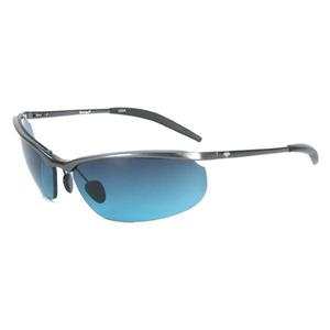 SOLAR BAT AL SR LEVERAGE GUNMETAL SUNGLASSES