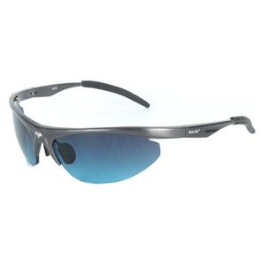 SOLAR BAT AL NZ LEVERAGE GUNMETAL SUNGLASSES