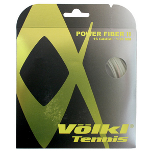 VOLKL POWER-FIBER II STRINGS 16