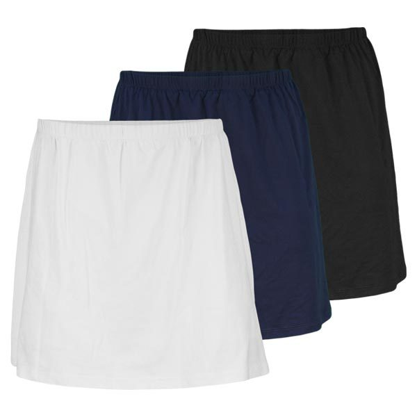Women's Basic Skirt With Shorties