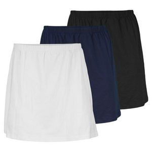 Women`s Basic Skirt with Shorties
