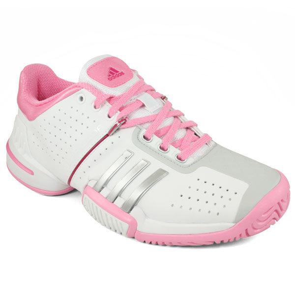 Barricade Xj 6.0 Junior Tennis Shoes Running White/Wonder Bloom Pink