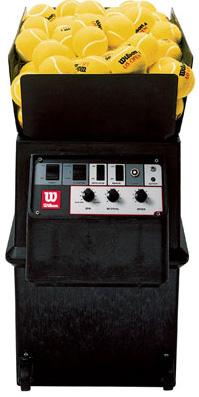Portable Ball Machine W/Remote