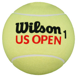 WILSON JUMBO US OPEN INFLATED TENNIS BALL