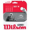 WILSON SGX Silver 16G Tennis String