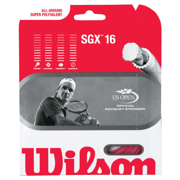 Sgx Pink 16g Tennis String