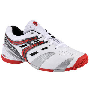 BABOLAT MENS V-PRO CLAY TENNIS SHOES