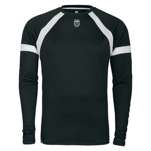 Men`s Accomplish Long Sleeve Tennis Crew