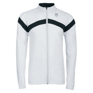 Men`s Accomplish Woven Tennis Jacket