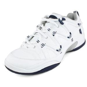Scream 3 Low Men`s Tennis Shoes White/Blue
