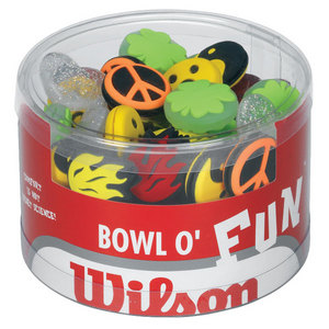 WILSON BOWL O` FUN TENNIS DAMPENERS
