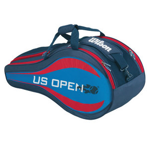 WILSON US OPEN SIX PACK TENNIS BAG