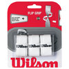 WILSON Flip Grip 3 Pack Tennis Overgrip