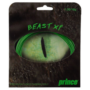 PRINCE BEAST XP 16G TENNIS STRING