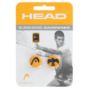 HEAD DJOKOVIC ORANGE TENNIS DAMPENER
