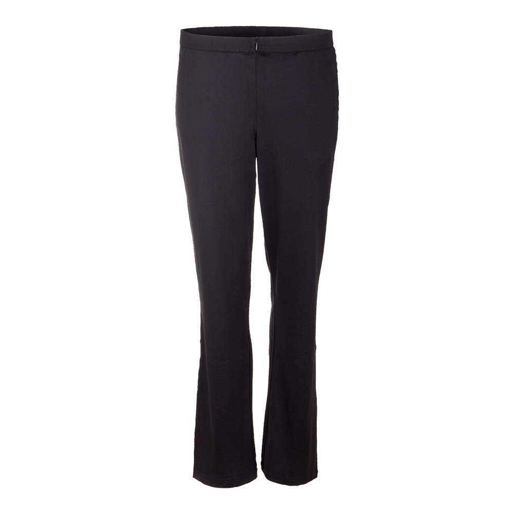 Women's Essential Black Tennis Pant
