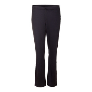 Women`s Essential Black Tennis Pant