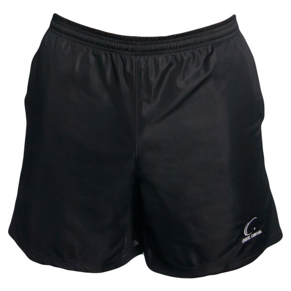 Men's Black Tennis Shorts